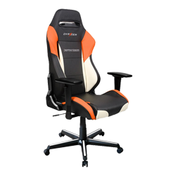 DXRacer Drifting OH/DM61/NWO Black/White/Orange