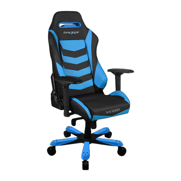 DXRacer Iron OH/IS166/NB Black/Blue фото