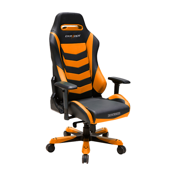 DXRacer Iron OH/IS166/NO Black/Orange