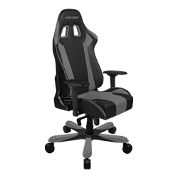 DXRacer King OH/KS06/NG Black/Gray