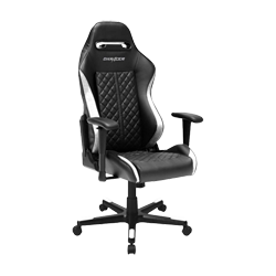 DXRacer Drifting OH/DF73/NW Black/White