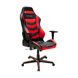 DXRacer Drifting OH/DM166/NR Black/Red