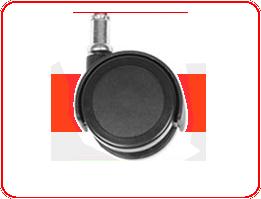 DXRacer OHFL186WR 2-дюймовые полиуретановые ролики