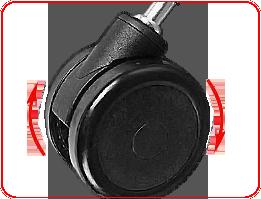 DXRacer OHIS166N 3-дюймовые полиуретановые ролики