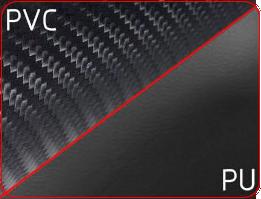 Виниловая обшивка с PU вставками DXRacer OHIS166N