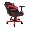 DXRacer Iron OH/IS166/NR Black/Red описание