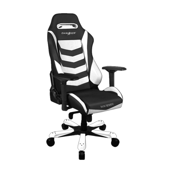 DXRacer Iron OH/IS166/NW Black/White описание