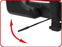 Многофункциональный механизм регулировки положения спинки DXRacer OHRE0NW