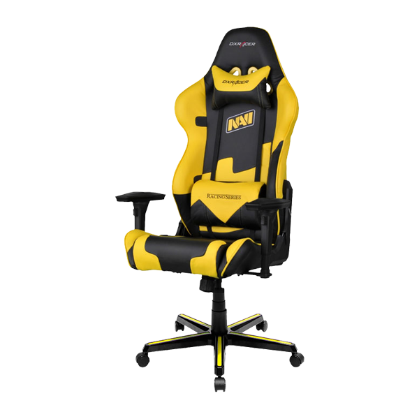 DXRacer Racing OH/RZ21/NY Black/Yellow NaVi Limited Edition описание