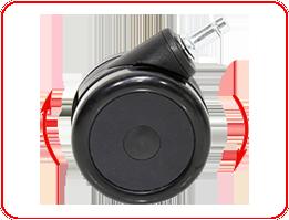 DXRacer OHTS29NR 3-дюймовые полиуретановые ролики