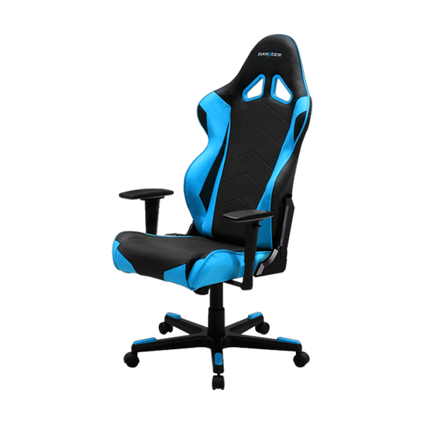 DXRacer Racing OH/RE0/NB Black/Blue фото
