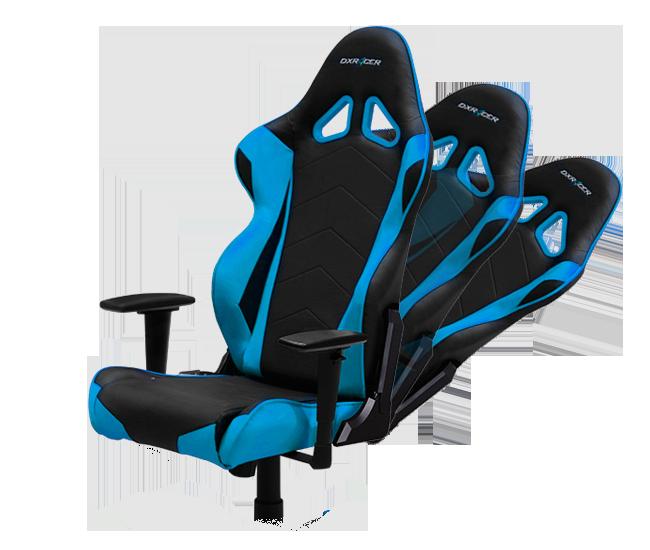 Кресло dxracer ракурс 1