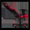 DXRacer Racing OH/RE0/NR Black/Red цена
