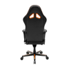 DXRacer Racing OH/RV001/NO Black/Orange описание