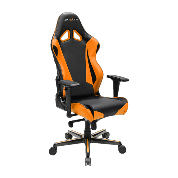 DXRacer Racing OH/RV001/NO Black/Orange фото