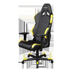 DXRacer Racing OH/RW99/NY Black/Yellow