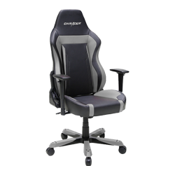 DXRacer Wide OH/WZ06/NG Black/Grey