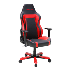 DXRacer Work OH/WZ06/NR Black/Red