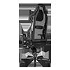 DXRacer Air AIR-R1S-N.N-B3-NVF Black стоимость