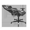 DXRacer Formula OH/FD57/NW Black/White описание