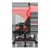 DXRacer G Series D8100 GC-G001-NR-C2-NVF Black/Red стоимость