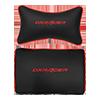 DXRacer G Series D8100 GC-G001-NR-C2-NVF Black/Red цена