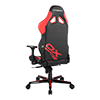 DXRacer G Series D8200 GC-G001-NR-B2-NVF Black/Red описание