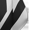 DXRacer G Series D8200 GC-G001-NW-B2-NVF Black/White описание