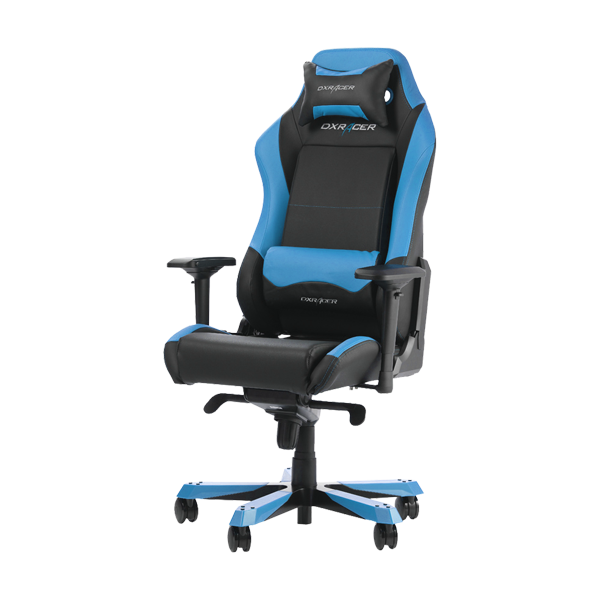 DXRacer Iron OH/IS11/NB Black/Blue фото