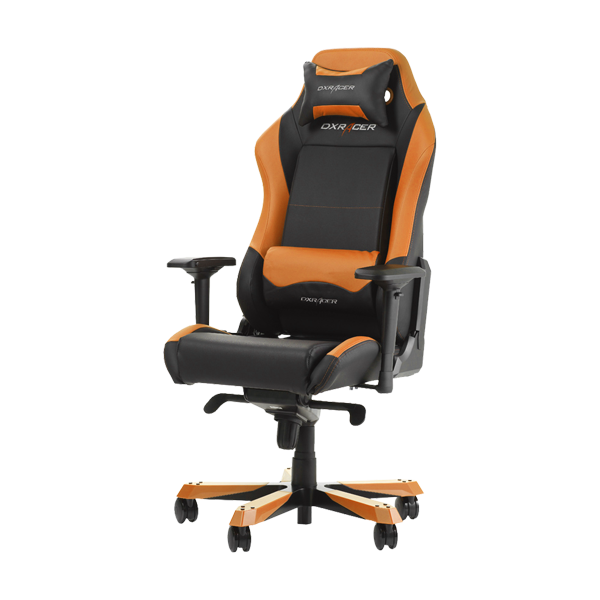 DXRacer Iron OH/IS11/NO Black/Orange фото