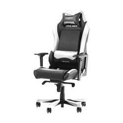 DXRacer Iron OH/IS11/NW Black/White