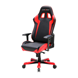 DXRacer King OH/KS00/NR Black/Red
