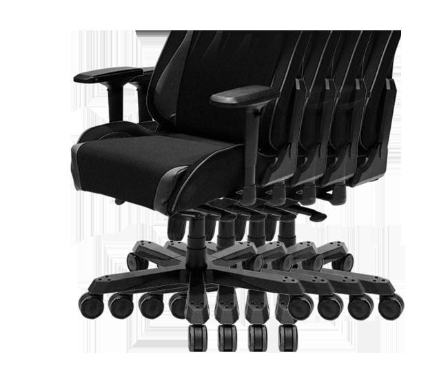 Кресло dxracer ракурс 2