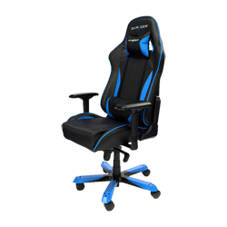 DXRacer King OH/KS57/NB Black/Blue