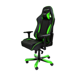 DXRacer King OH/KS57/NE Black/Green