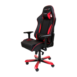 DXRacer King OH/KS57/NR Black/Red