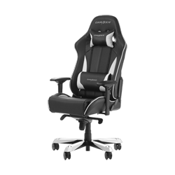 DXRacer King OH/KS57/NW Black/White