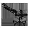 DXRacer Master DMC/DA233S/N Black цена