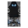 DXRacer Nex EC-O01-NB-K1-258 Black/Blue цена