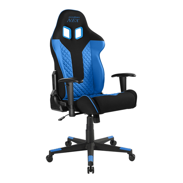 DXRacer Nex EC-O01-NB-K1-258 Black/Blue фото