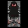 DXRacer Nex EC-O01-NR-K1-258 Black/Red цена