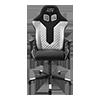 DXRacer Nex EC-O01-NW-K1-258 Black/White в Украине