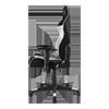 DXRacer Nex EC-O01-NW-K1-258 Black/White описание