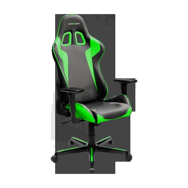 DXRacer OH/FH00/NE Black/Green