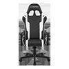 DXRacer P Series GC-P132-NW-F2-NVF Black/White цена