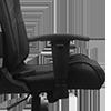 DXRacer P Series GC-P188-N-C2-01-NVF Black цена