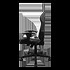 DXRacer P Series GC-P188-NW-C2-01-NVF Black/White описание