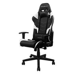 DXRacer P Series GC-P188-NW-C2-01-NVF Black/White