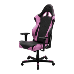 DXRacer Racing OH/RV001/NP Black/Pink