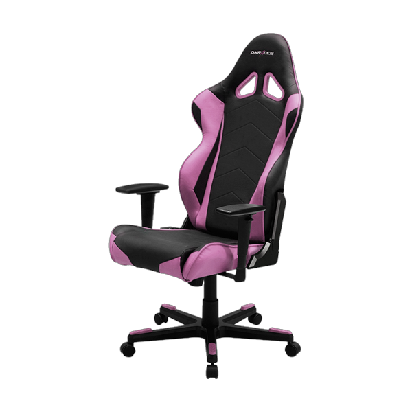 DXRacer Racing OH/RV001/NP Black/Pink фото